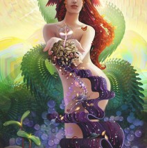 Evolver Bay Area's April 2012 Salon: Visionary Art