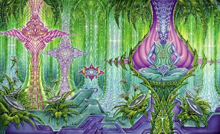 Visionary Artist: Xavi Panneton